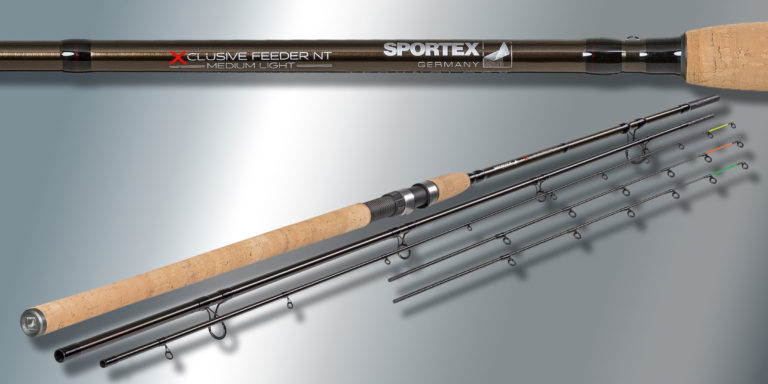 Фидерное удилище Sportex Xclusive Feeder NT Heavy HF3929 3,90м / 150-220гр (3+3)